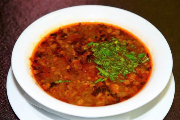 суп харчо с фаршем рецепт приготовления в домашних условиях