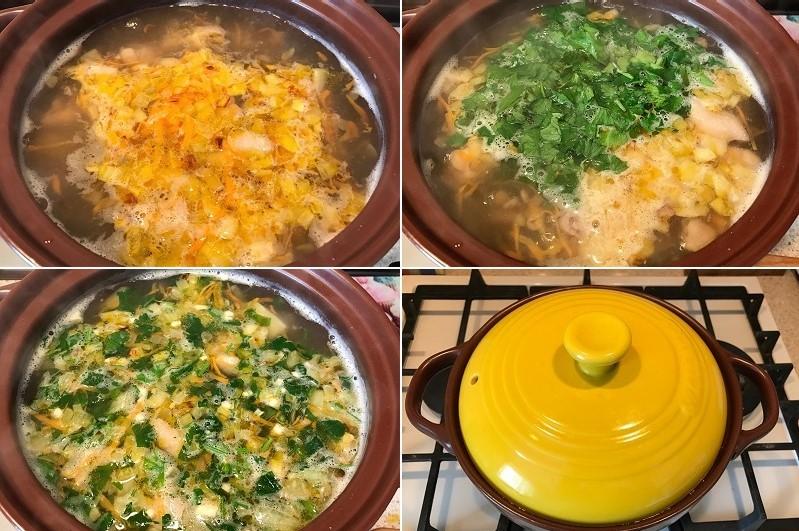Рецепт супа с чечевицей и картошкой