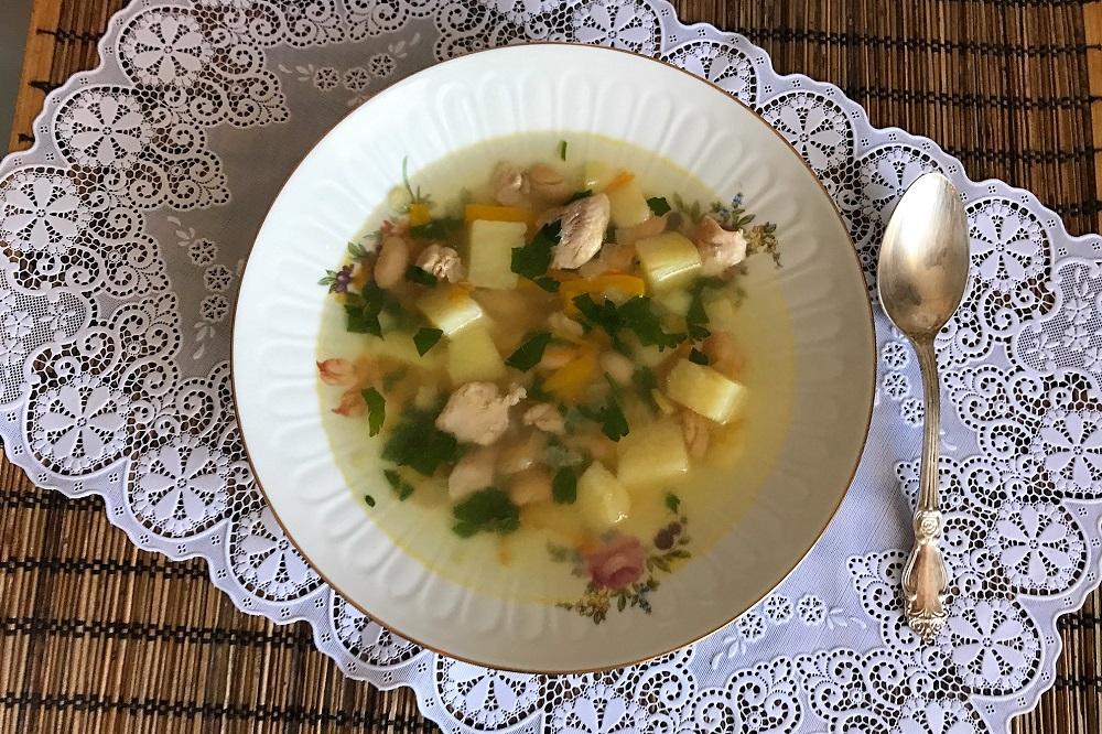 рецепт фасолевого супа для похудения
