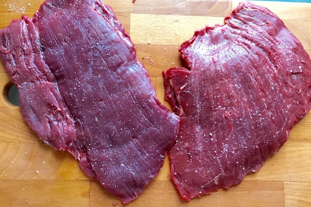 Бифштекс из говядины рецепт пошагово дома