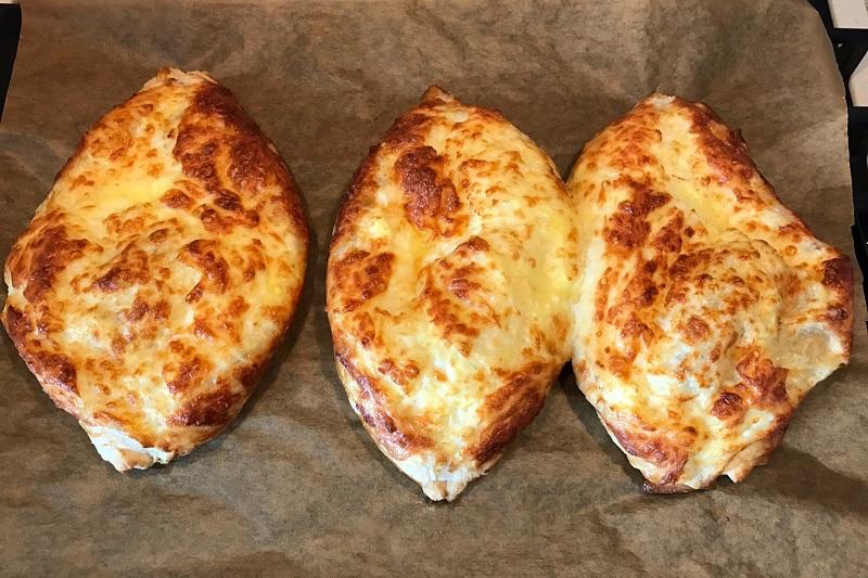 Рецепт хачапури с сыром в духовке пошагово