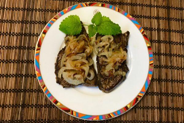 Pechen govyazhya po-venecianski