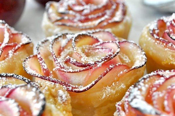 desert iz yablok rozi recept