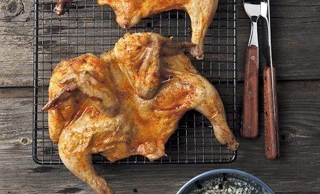 Корнишоны цыплята рецепт в духовке запеченные