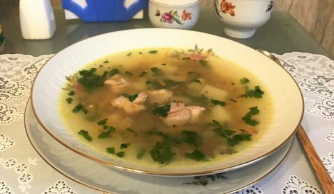 grechnevyi sup v multivarke