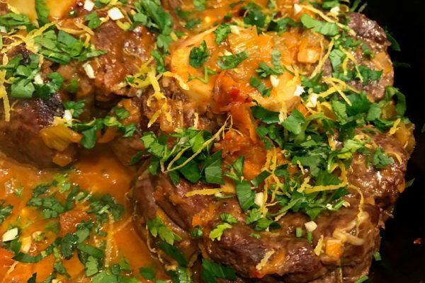 Ossobuko recept s foto