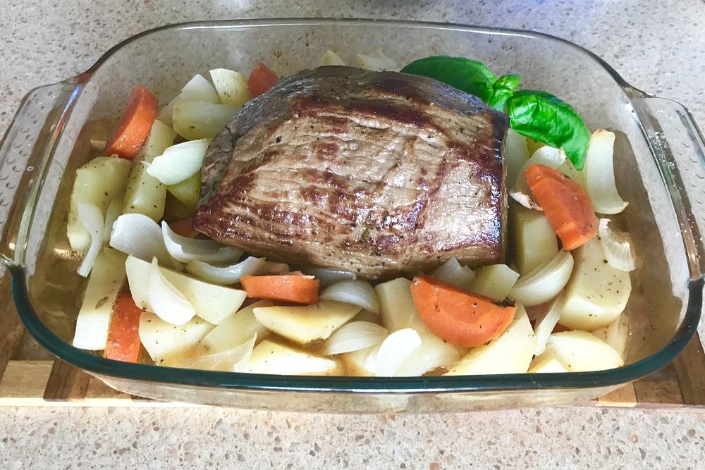 приготовить говядину в духовке вкусно