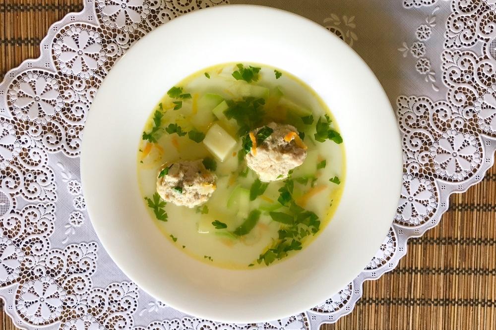 как сделать фрикадельки для супа из куриного фарша