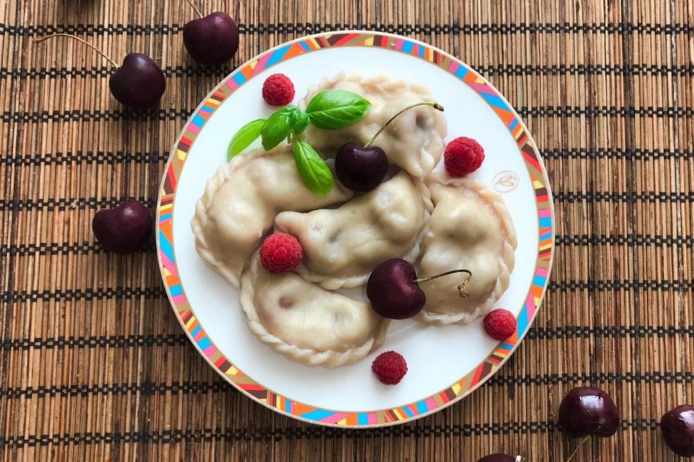 Вареники с картошкой: пошаговый рецепт с фото 65