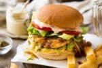 Чикенбургер рецепт пошаговый с фото в домашних условиях