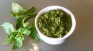 Как приготовить соус песто. Рецепт соуса песто с базиликом.