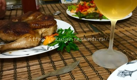 Цыпленок табака рецепт с фото на сковороде. Цыпленок таПака.
