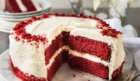 Торт красный бархат оригинальный рецепт. Как испечь красный бархат.