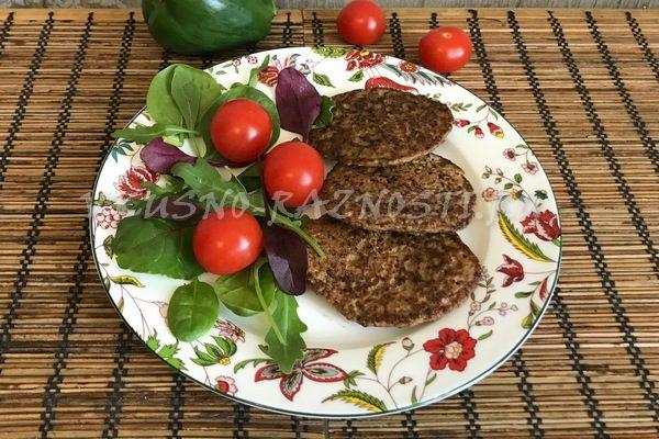 Pechenochnye oladi iz kurinoi pecheni recept PP s ovoshhami
