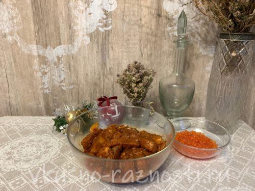 He iz gorbushi recept po korejski v domashnih usloviyah