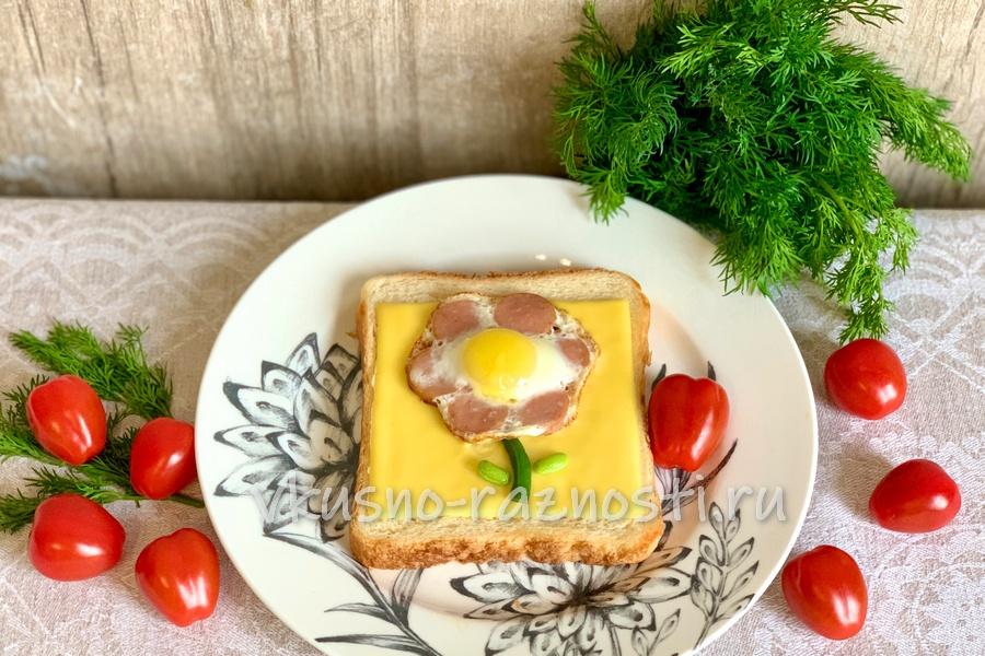 Vkusnye i krasivye goryachie buterbrody
